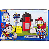 Paw Patrol Ionix Construct-A-Pup Rescue Marshall