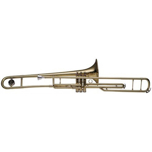 buy stagg 77 tv bb piston valve tenor trombone from our. Black Bedroom Furniture Sets. Home Design Ideas