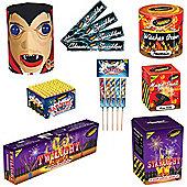 Carnival Firework Kit 2015