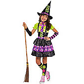 Spellbound Witch - Child Costume 5-8 years