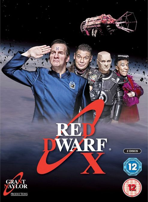 Red Dwarf Series X (DVD Boxset)