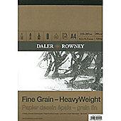 DR Fine Grain Cartridge Pad A4 200g