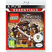 LEGO Pirates Of The Caribbean - The Video Game (Essentials) - PS3