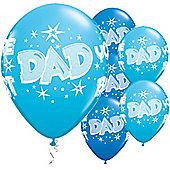 11' Dad You're The Best Starburst (25pk)