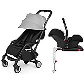 ickle bubba Aurora Isofix Travel System (Grey)