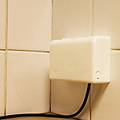 Safetots Universal Double Socket Cover