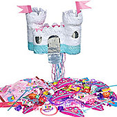 Castle Pull Pinata Kit