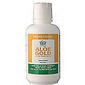 Higher Nature Aloe Gold Natural 485ml Liquid