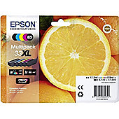 Epson Claria 33XLPremium 5 MultiPaclk Ink Cartridge XP-530 XP-630 XP-635 XP-830