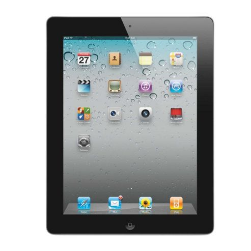 Apple iPad 16 GB Cellular (3rd Gen) (Black)