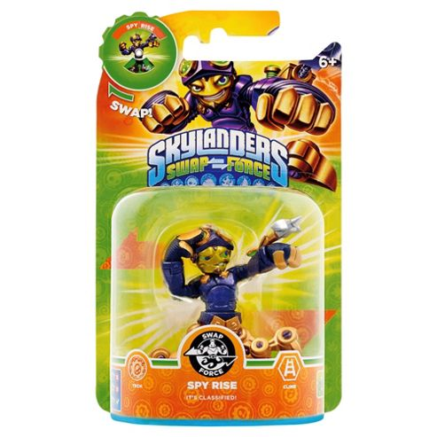 Skylanders Swap Force Character : Spy Rise
