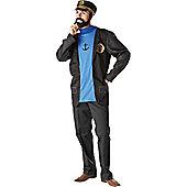 Tintin Captain Haddock - STD