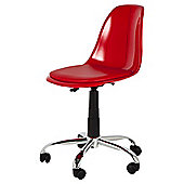Carnaby Office Chair, Red