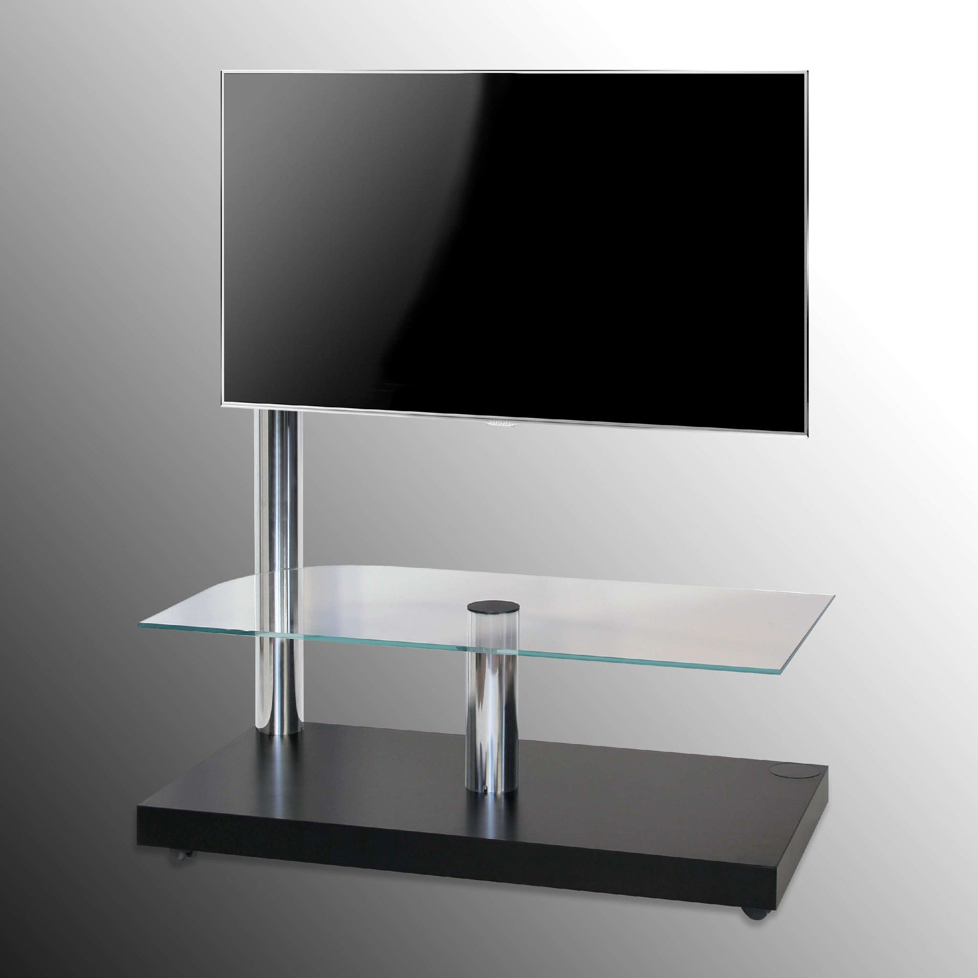 OMB Flag Tower Deluxe TV Stand at Tesco Direct