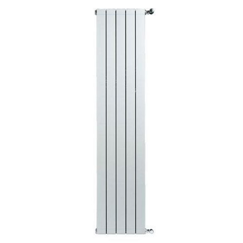 Faral Vertical Aluminium Radiator 2000mm High x 500mm Wide (6 Sections)