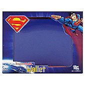 Superman Wallet in Gift Box