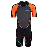 Mountain Warehouse Junior Shorty Wetsuit ( Size: 3-4 yrs )