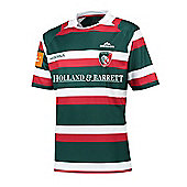 Kooga Leicester Tigers Replica Home Jersey 16/17 - Green