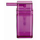 Spirella Cubo Soap Dispenser - Fuchsia