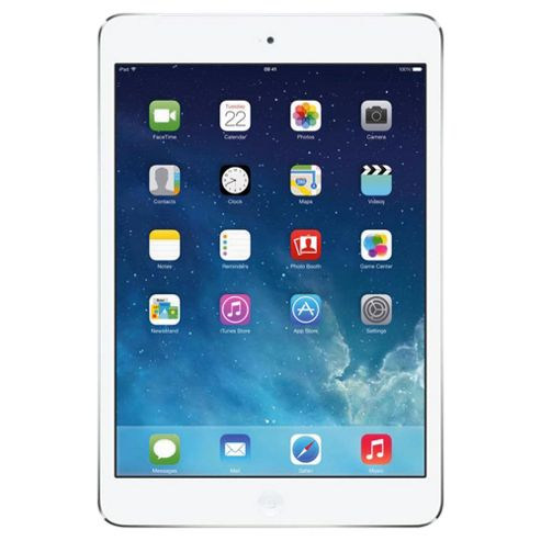Apple iPad mini 2, 128GB, WiFi & 4G LTE (Cellular) - Silver