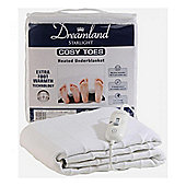 Dreamland 6943 King-Sized Starlight 3 Heat Settings with Low Energy Consumption