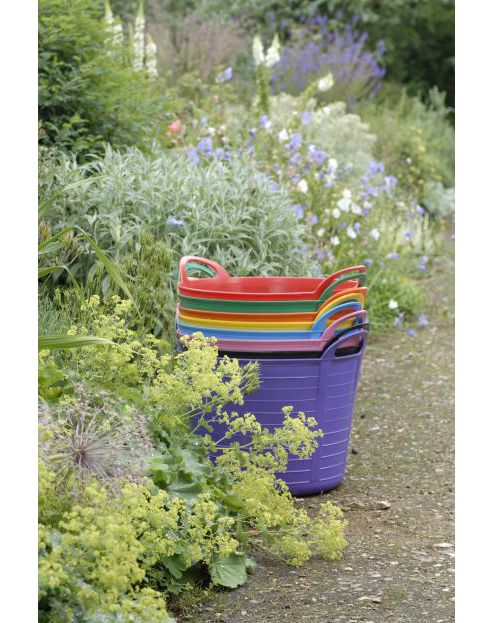 Flexi trug blue