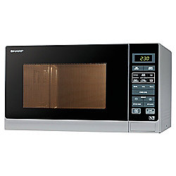 Sharp  Solo Microwave R372WM Compact 25L, White