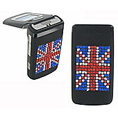 Bling Sticker Union Jack