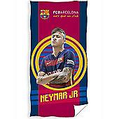 FC Barcelona Neymar Target Towel