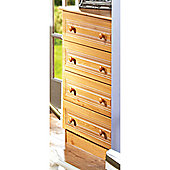Welcome Furniture Corrib 4 Drawer Chest - Pine