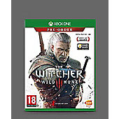 Witcher 3 Xbox One