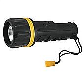 Lloytron D975 2D Rubber Torch - Black