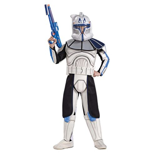 Rubies UK Clone Trooper Captain Rex- S