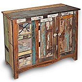 Shankar New England Reclaimed Timber Medium Sideboard