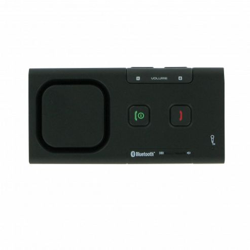 SuperTooth Visor Mount Bluetooth Hands-Free Kit - Black