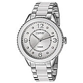 Esprit Marin Lucent Ladies Crystal Set Watch - ES106192002