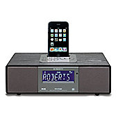 ROBERTS SOUND 66 DAB/FM ALARM SYSTEM WITH IPOD DOCK