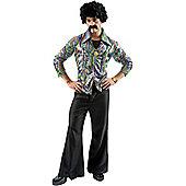 Men's Disco Costume Extra Large