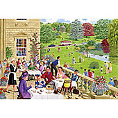 Tea on the Terrace Puzzle