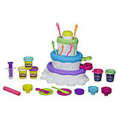 Play-Doh Sweet Shoppe Cake Mountain Playset