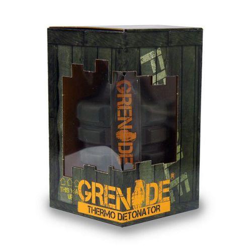 Grenade Thermo Detonator Fat Burner - 44 caps