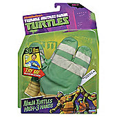 Teenage Mutant Ninja Turtles High - 3 Turtles Hands