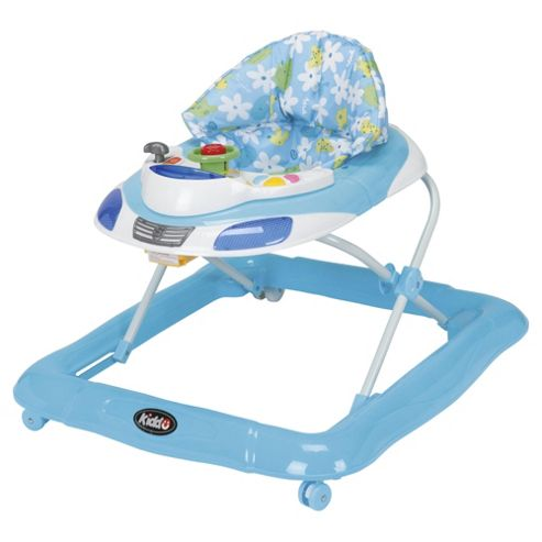 Kiddu Jordan Baby Walker, Blue
