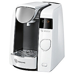 BOSCH Tassimo Joy TAS4504GB Hot Drinks Pod Machine, White
