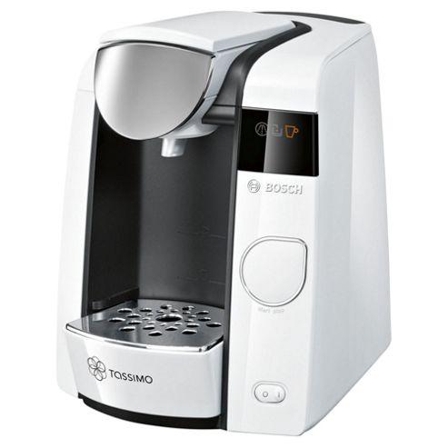 Bosch Coffee Maker Tesco : Buy BOSCH Tassimo Joy TAS4504GB Hot Drinks Pod Machine - White from our Bosch range - Tesco