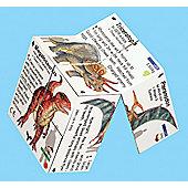Zoobookoo Dinosaurs Cube