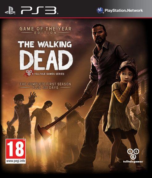 THE WALKING DEAD GOTY (PS3)