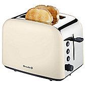 Breville VTT540 2 Slice Toaster - Vanilla Cream