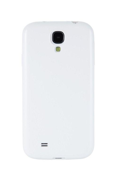 Samsung Elite Jelly Case for Galaxy S4 - White