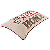 Sweet Applique Cushion